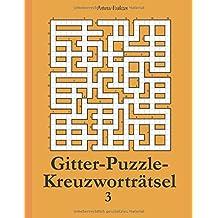 Gitter-Puzzle-Kreuzworträtsel 3