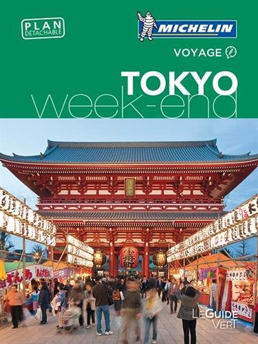 Descargar Libro Guide Vert Week-End Tokyo Michelin de Michelin