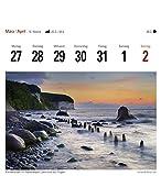 Ostseeküste – Kalender 2017: Sehnsuchtskalender, 53 Postkarten - 11
