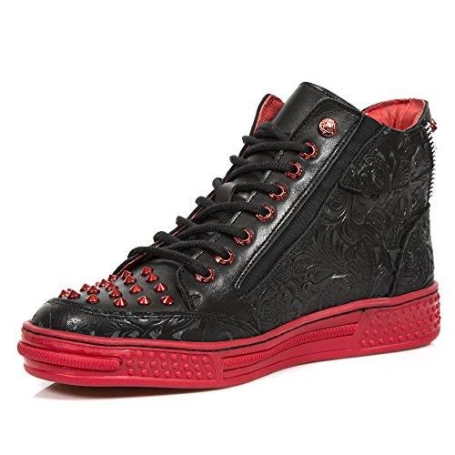 New Rock M Ps039 S12, Herren Sneakers Schwarz (Noir)