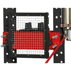 KS Tools 160.0127 Grille de protection pour presses hydrauliques 160.0115/160.0116 pas cher