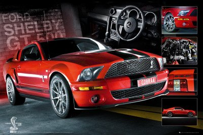 affiche-ford-shelby-gt-500-maxi-915-x-61cm