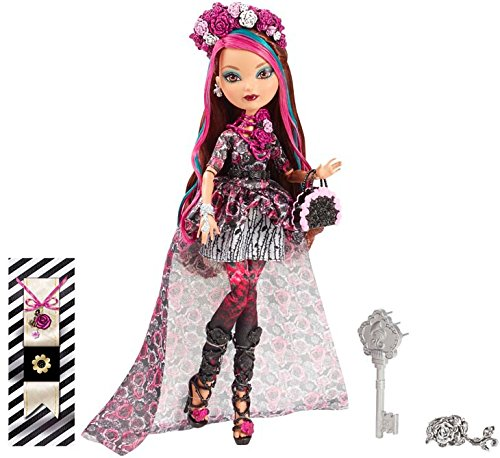 Ever After High - Cdm52 - Poupée Mannequin - Briar Beauty - Printemps Fleuri