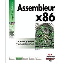 ASSEMBLEUR X86 CP REFERENCE