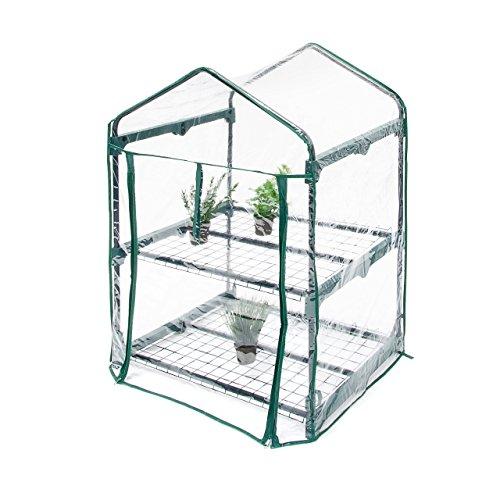 relaxdays-anzucht-gewaechshaus-mit-2-ablagen-92-x-70-x-50-cm-hxbxt-balkon-foliengewaechshaus-platzsparend-transparent-3