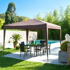 pavillon gartenlaube veranstaltungzelt 3 x 3 m zusammenklappbar. Black Bedroom Furniture Sets. Home Design Ideas