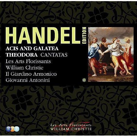 Handel Edition Volume 8 - Acis And Galatea, Theodora, Agrippina