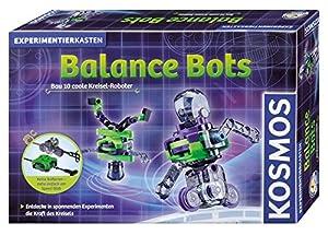 Kosmos 620455 Kit de experimentos Juguete y Kit de Ciencia para niños - Juguetes y Kits de Ciencia para niños (Ingeniería, Kit de experimentos, 8 año(s), Niño/niña, Negro, Azul, Verde, 225 mm)