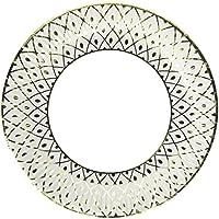 Talking Tables Ppg DECO Plate Medium (8 Pk, 9 Inch), Multi