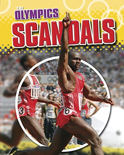 Scandals (The Olympics) (English Edition) por Moira Butterfield
