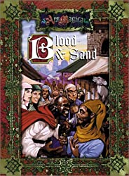 Blood and Sand: The Levant Tribunal (Ars Magica Fantasy Roleplaying)
