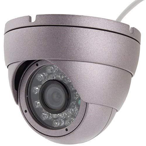 Zichen CZ HD-Überwachungskameras Verwenden Sie 1/3 CCD, 650TVL Color IR Dome-CCD-Überwachungskamera, IR-Abstand: 18m Außenüberwachungskameras (Artikelnummer: S-SPC-0307) (Color : S-SPC-0307C) -