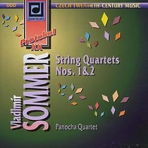 String Quartet 1 & 2/Ponocha Qrt [Import anglais]