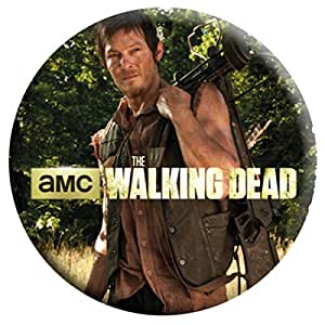 gb eye - The Walking Dead Daryl button badge