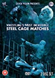 SILVER VISION Wrestling's Most Incredible Steel Cage Matches [DVD]