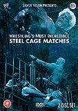 Die besten Von Match Game Dvds - Wrestling's Most Incredible Steel Cage Matches [DVD] Bewertungen