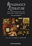 Renaissance Literature: An Anthology of Poetry and Prose (Blackwell Anthologies)