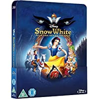 Snow White - Limited Lenticular Edition Steelbook Blu-ray