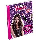Canal Toys - CT45017  - Loisir Créatif - Chica Vampiro - Journal