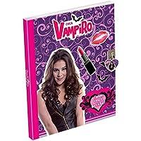 Chica Vampiro - Diario de 16 x 1.3 x 20 cm, (Canal Toys CT45017)