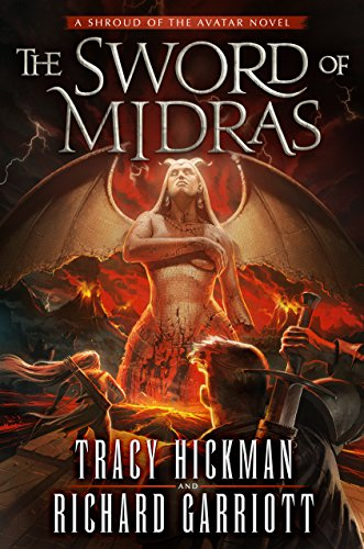 The Sword of Midras: A Shroud of the Avatar Novel (Blade of the Avatar Book 1) (English Edition)