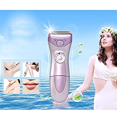 Women Lady Waterproof Body Hair Removal Electric Shaver Shaving Razor Epilator Personal Care Beauty Tool