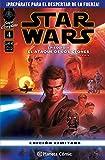 Star Wars Episodio II (segunda parte): El ataque de los clones (STAR WARS SAGA COMPLETA)