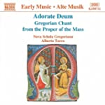 Adorate Deum (Gregorianische Gesänge...