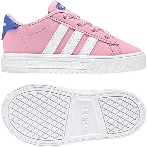 cheaper 2eb86 980c3 adidas Daily 2.0 I, Chaussures de Fitness Mixte Enfant, Rose (Rossua Ftwbla