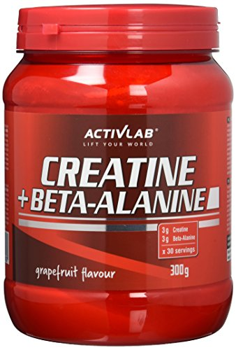 Activlab Creatine + Beta-Alanine, 300 g