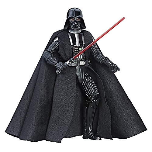 Star Wars Series - Darth Vader Action Figure, Color Black, 15,24 cm