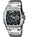 Casio Edifice Herren-Armbanduhr Analog-Digital Quarz EFA-120D-1AVEF