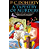 A Tapestry of Murders: The Man of Law's Tale of Mystery and Murder as He Goes on Pilgrimage from London to Canterbury (Canterbury Tales Mysteries Book 2)