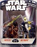 Order 66 Set Jedi Master Sev & ARC Clone Trooper - Star Wars 30th Anniversary Collection von Hasbro
