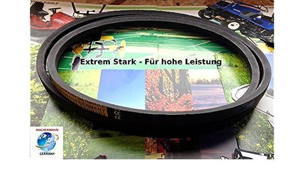 Castle Garden Fahrantrieb Riemen 12,7x1575 mm La Nr.195 Keilriemen 4L-620