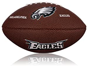 Wilson NFL Mini Philadelphia Eagles Logo Ballon de football américain