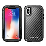 Best Cell Phone For Construction Workers - iPhone X Case | Pelican Shield Case Review