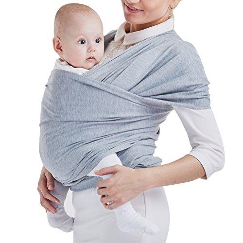 ARAUS-Echarpe de Portage Pour Transporter le Bébé,Sac à dos Porte Bébé  CuddleBug 4521572f75f
