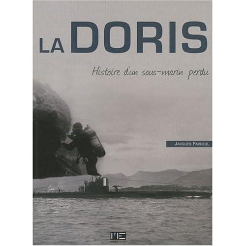 La Doris (1930-1940) : Histoire d'un sous-marin perdu