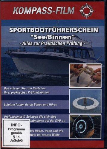 Sportbootführerschein 'See/Binnen', 1 DVD