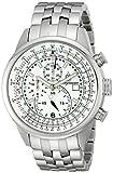 Burgmeister Men's Analogue Quartz Watch with Stainless Steel Bracelet - BM505-181