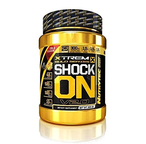 Xtreme Gold Series - Shock ON - 500g - Cola