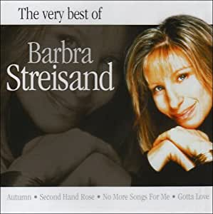 The Very Best of Barbra Streis [Import anglais]
