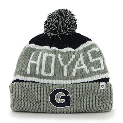 universitätsbasketballmannschaft Georgetown Hoyas grau Manschette