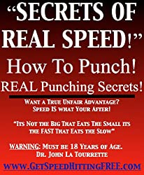 How To Punch | Secrets of Real Speed Hitting | Punching Secrets