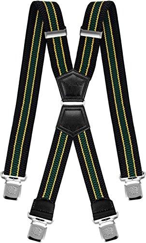 Decalen Mens Braces X Style Very...