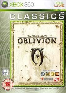 The Elder Scrolls IV: Oblivion - Classics Edition (Xbox 360)