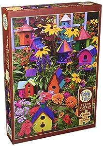 Cobblehill 88014 XL 275 Piezas Puzzle de Birdhouse, Varios