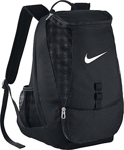 Nike Rucksack Club Team, black/white, 45 x 35 x 22,5 cm, 37 Liter, BA5190-010 (Herren Rucksäcke)