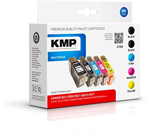 kmp-c15v-tintenpatronen-ersetzt-bci-3ebk-bci-6bk-bci-6c-bci-6m-bci-6y1-x-black-3ebk-1-x-black-6bk-1-
